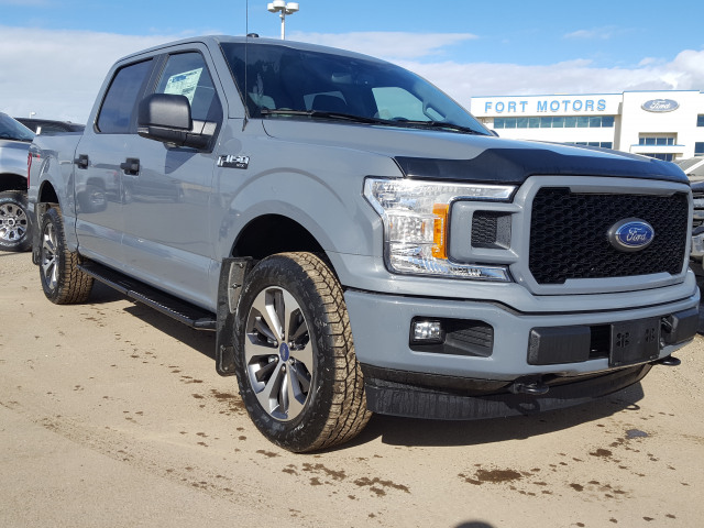 2019 Ford F-150 XL Abyss Grey, 2 7L EcoBoost® V6 engine with