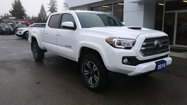 2016 Toyota Tacoma SR5/TRD/OFFROAD