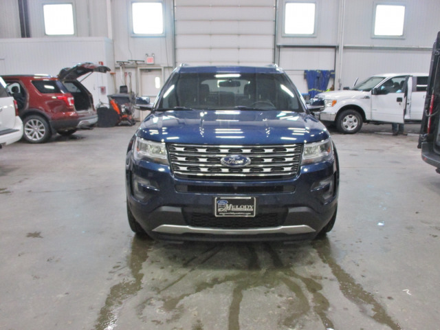 2016 Ford Explorer Limited  - Navigation - Sunroof - $231 B/W
