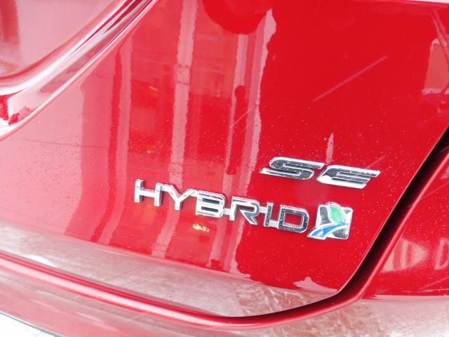 2017 Ford Fusion Hybrid SE-Fwd-2.0