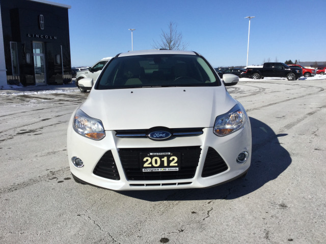 2012 Ford Focus SEL FWD