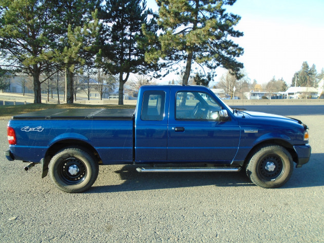 2008 Ford Ranger XLT 4x4 ONE OWNER LOCAL CLEAN