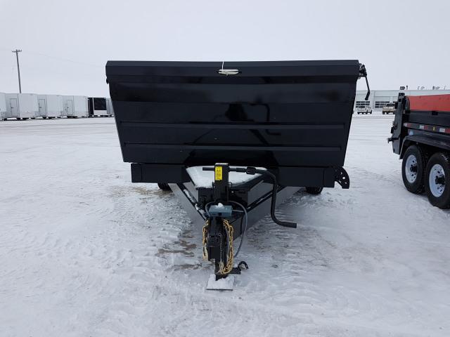 2019 Precision 7X14 DUMP BOX 14000 GVWR