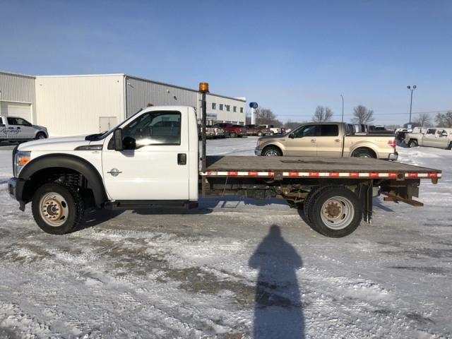 2016 Ford F-550 Chassis Cab XL