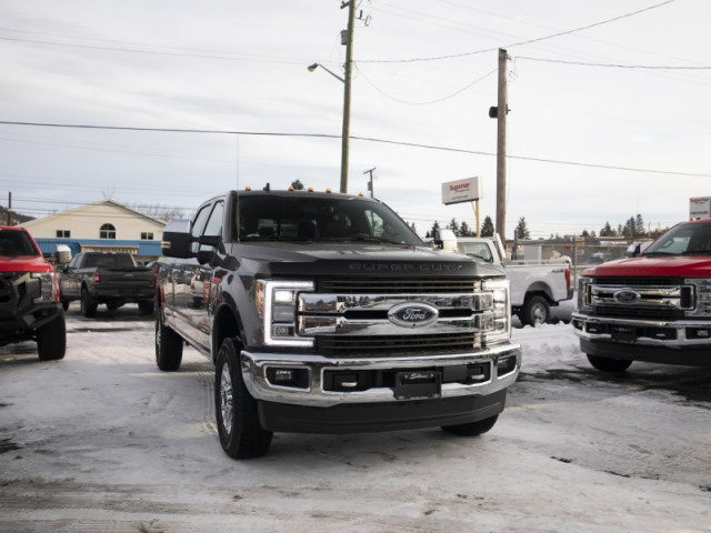 2019 Ford SuperDuty F-350 King Ranch®