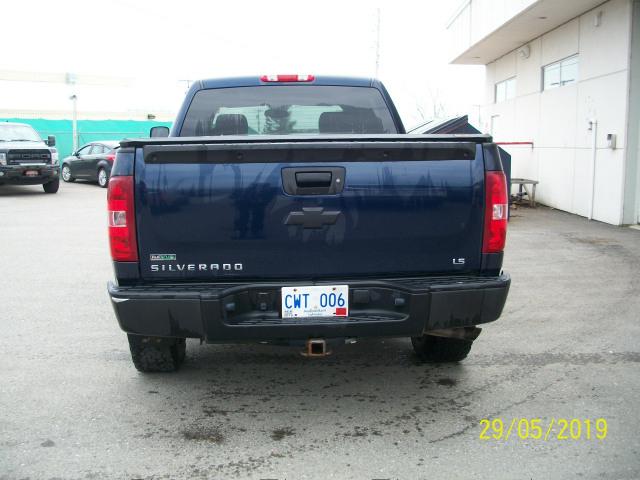2010 Chevrolet Silverado 1500 LS
