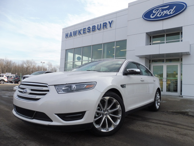 2018 Ford Taurus Limited-Awd