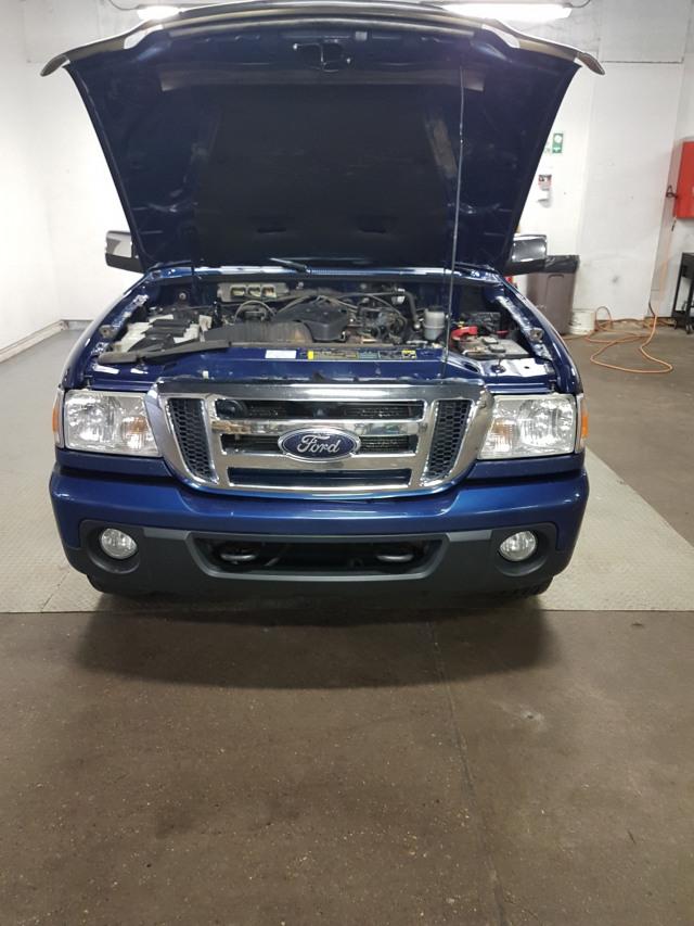 2009 Ford Ranger Limited