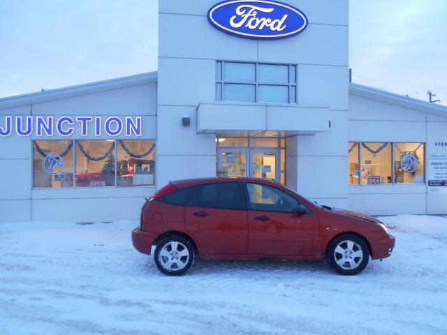 2005 Ford Focus Sedan Hatchback ZX5 SES