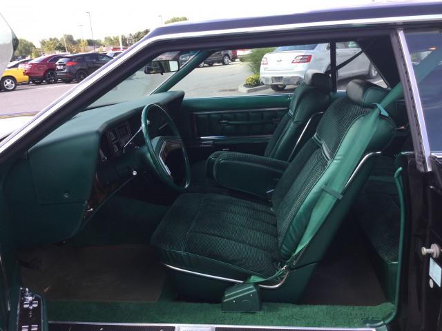 1978 Lincoln Continental Mark IV