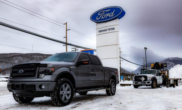 2014 Ford F-150 Lariat FX4