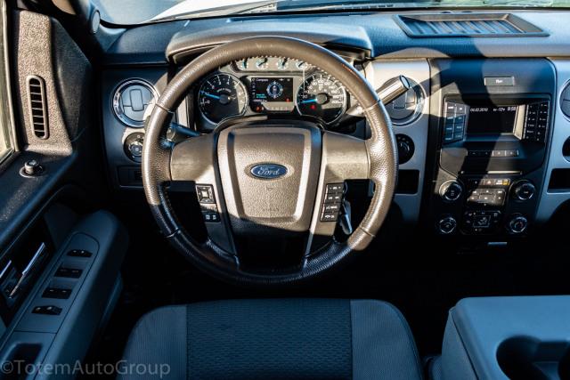 2014 Ford F-150 LGT