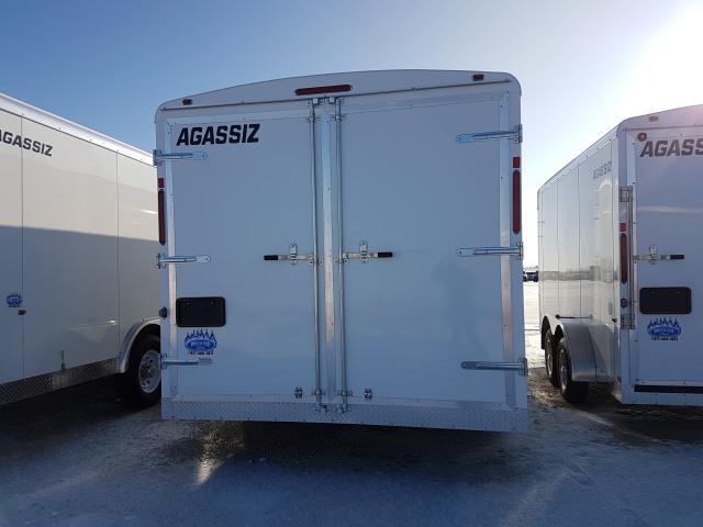 2019 Agassiz 8.5X18 CARGO BARN 9900 GVWR