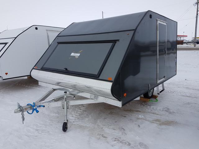 2019 Alcom 101X12 CARGO SLED 2990 GVWR