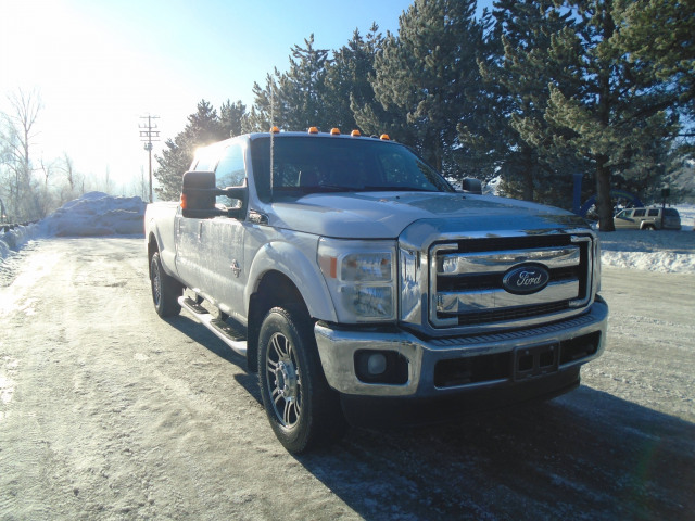 2016 Ford F-350 Lariat Ultimate Crew Long Diesel
