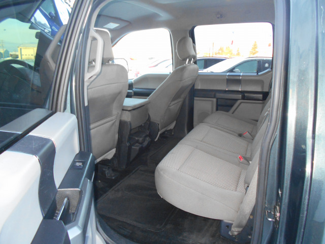 2015 Ford F-150 4WD SuperCrew Styleside 5-1/2 Ft Box XLT