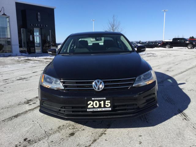 2015 Volkswagen Jetta Trendline+ FWD