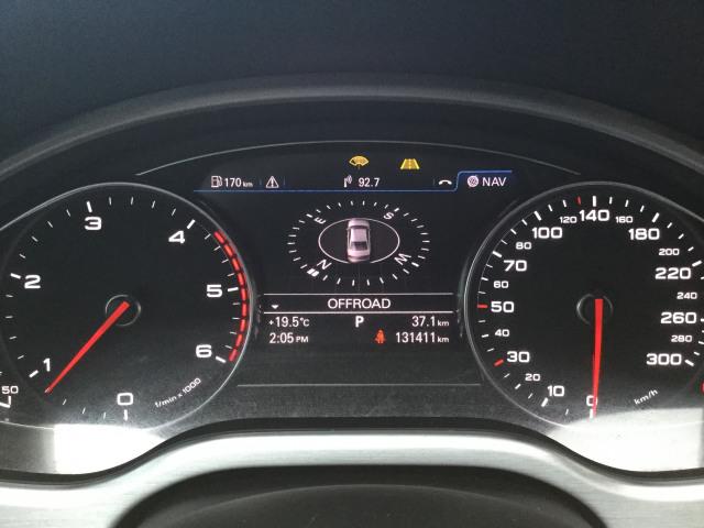 2015 Audi A8 L TDI AWD