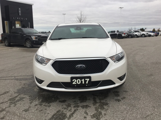 2017 Ford Taurus SHO AWD