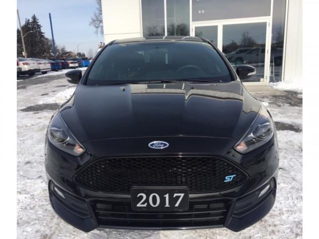 2017 Ford Focus ST Base