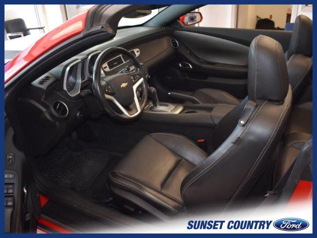 2014 Chevrolet Camaro LT w/2LT