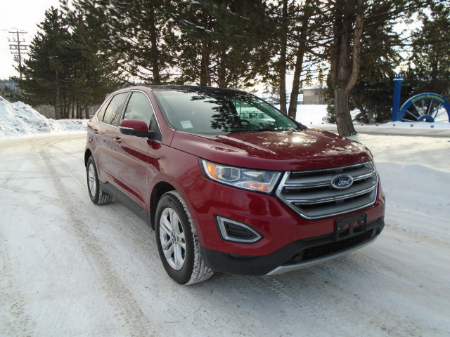 2018 Ford Edge SEL AWD SAVE THOUSANDS! $139 WEEKLY ZERO DOWN
