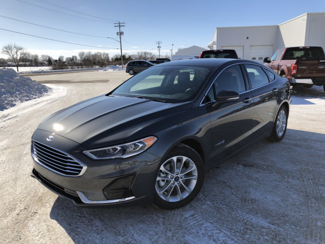 ford fusion hybrid sel magnetic  ivct atkinson cycle   hybrid engine hometown