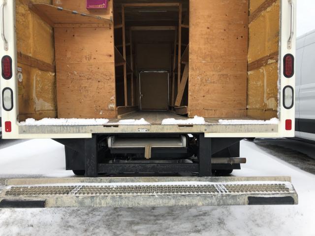 2015 Ford SuperDuty Cargo Van