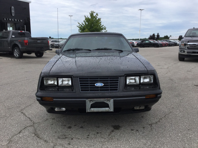 1984 Ford Mustang L