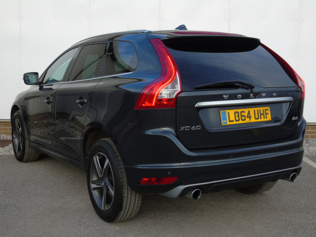 Used VOLVO XC60 D4 [181] R DESIGN Lux Nav 5dr in Doncaster | Perrys