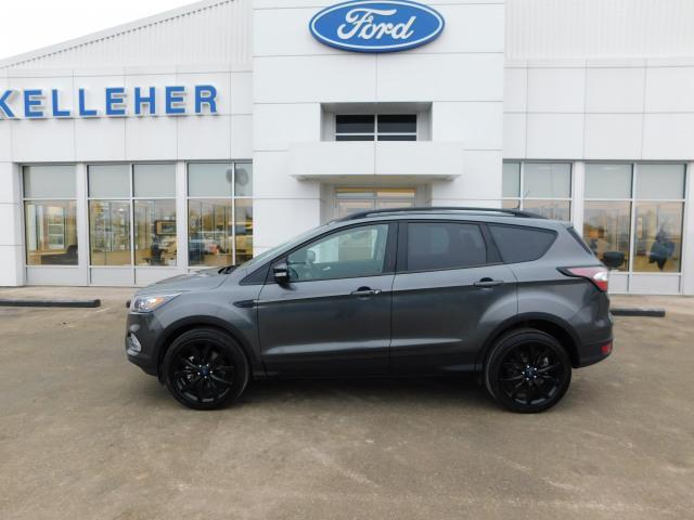 2018 Ford Escape Titanium