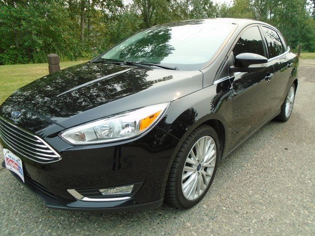 2016 Ford Focus TITANIUM LOADED $82.00 WEEKLY ZERO DOWN