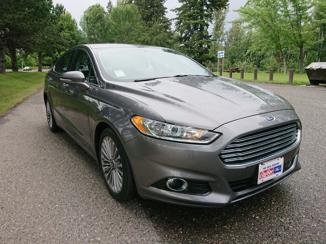 2013 Ford Fusion TITANIUM AWD LOADED $94.00 WEEKLY ZERO DOWN