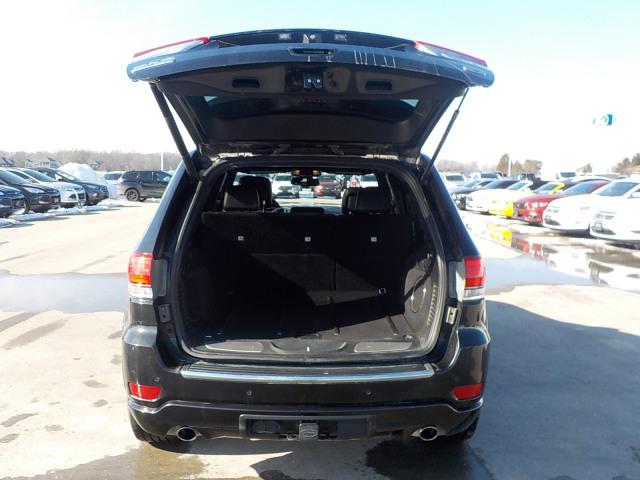 2014 Jeep Grand Cherokee Overland Diesel