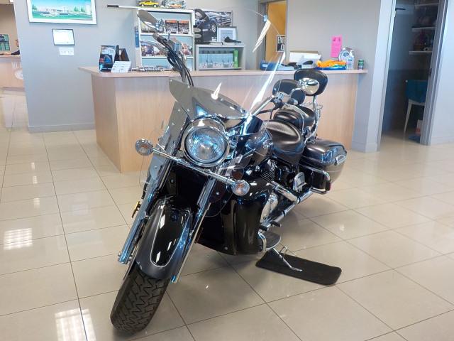 2009 Motorcycle Yamaha XVZ13CT VSTAR