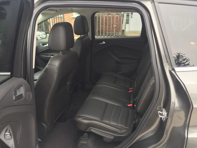 2015 Ford Escape 4x4 SE