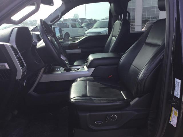 2017 Ford F-150 Lariat 4x4