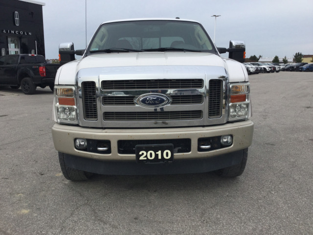 2010 Ford F-250 King Ranch 4x4