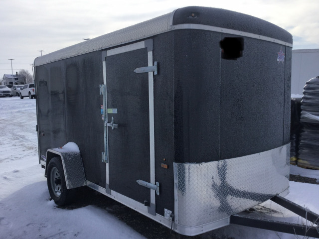 2017 Forest River US Cargo 612SA Trail Master Trailer