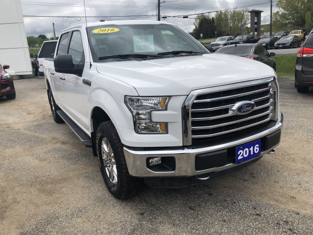 2016 Ford F-150 XLT w/5.0L V8, XTR APPEARANCE PKG, BACKUP CAMERA, TOW PKG