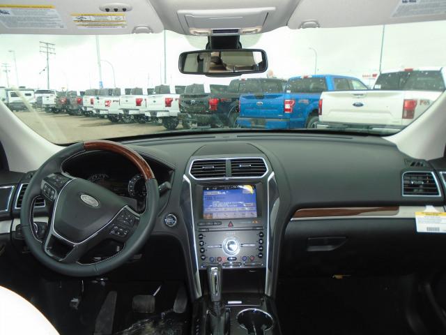 2019 Ford Explorer Platinum