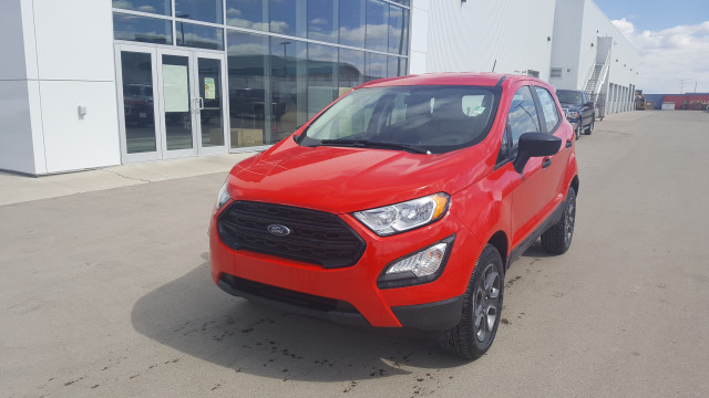2019 Ford Ecosport S Race Red 20l Ti Vct Gdi I 4 Engine