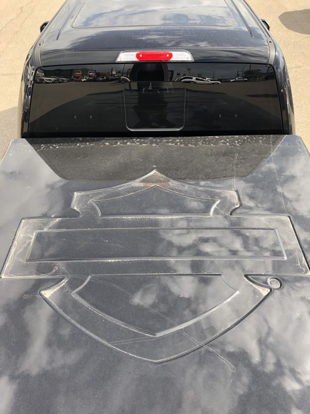 2019 Ford F-150 Harley Davidson Edition