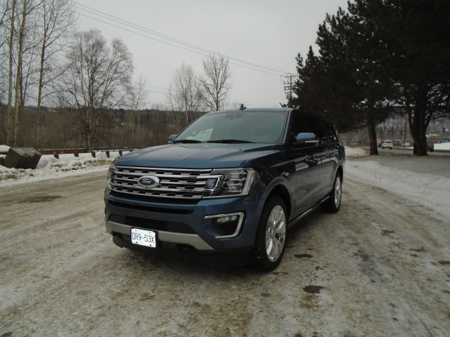 2018 Ford Expedition MAX OMG!! 2018 LIMITED RARE