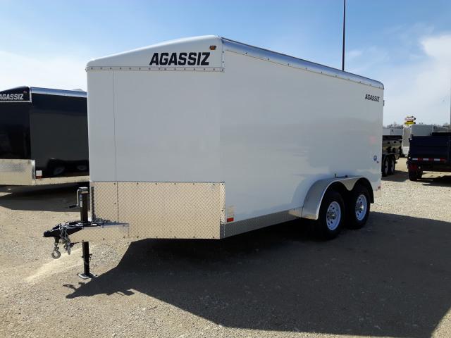 2019 Agassiz 7X14 CARGO BARN 9900 GVWR