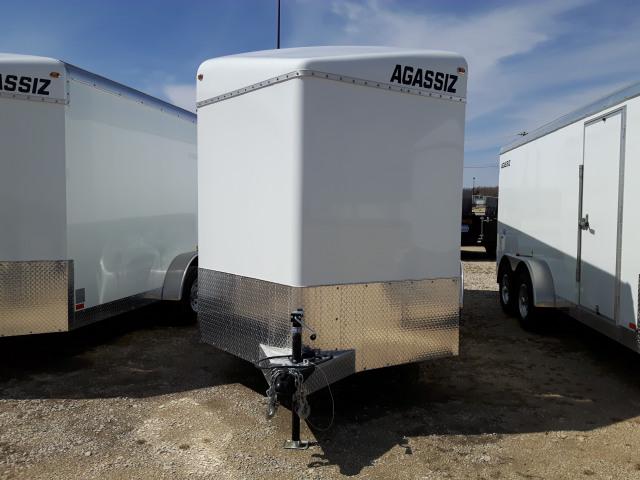 2019 Agassiz 7X16 CARGO BARN 7000 GVWR