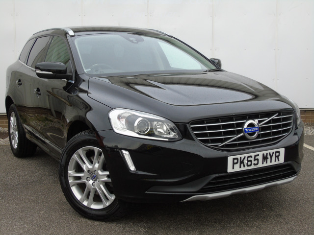 Used VOLVO XC60 D4 [181] R DESIGN Lux Nav 5dr in Doncaster