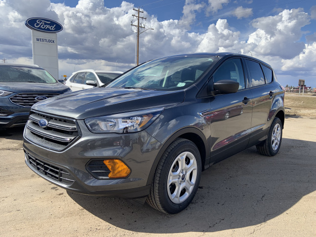 2019 Ford Escape S Magnetic, 2 5L i-VCT Engine with Flex
