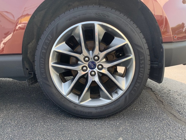 2015 Ford Edge Titanium