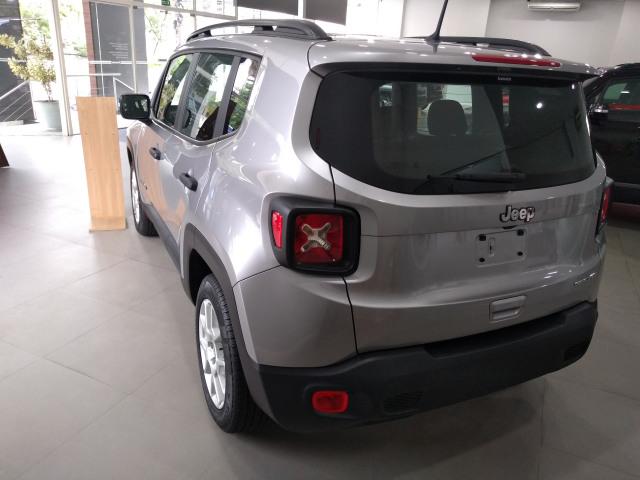 2018 JEEP RENEGADE 1.8 16V FLEX SPORT AUTOMÁTICO